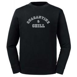 Quarantine & Chill Pure Organic Sweatshirt