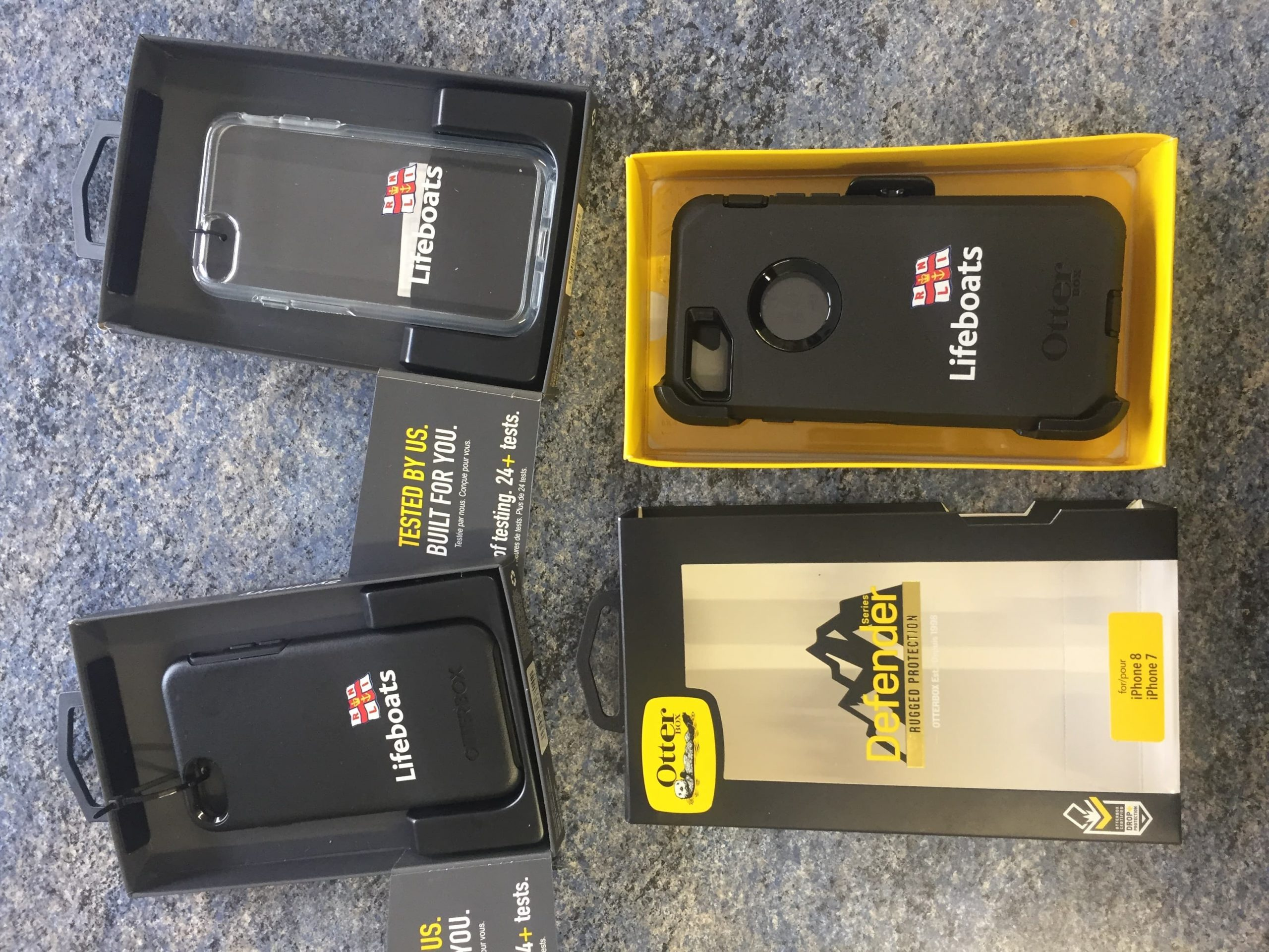 RNLI Phone Cases